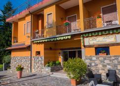 Hotel Monterosa - Agrate Conturbia - Building