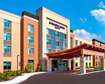SpringHill Suites by Marriott Syracuse Carrier Circle - East Syracuse - Building