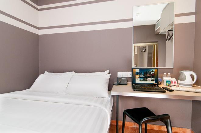 Fragrance Hotel - Kovan - Singapore - Bedroom