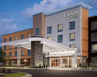 Fairfield Inn & Suites By Marriott Monahans - Monahans - Building