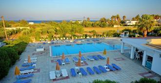 Nikos 2 Studios & Apartments - Kardamena - Pool