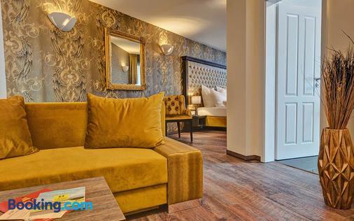 Hotel Ebusch - Lübbenau - Living room