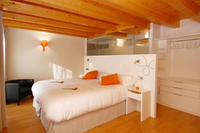 Hostal Rimbombin - Burgos - Bedroom
