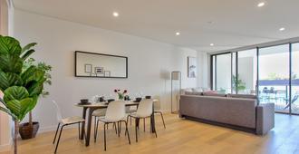 Apartment Cbd - Harris St 6 - סידני - חדר אוכל