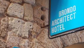 Brondo Architect Hotel - Palma de Mallorca - Gebäude