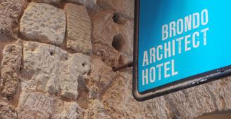Brondo Architect Hotel - Palma - Edificio