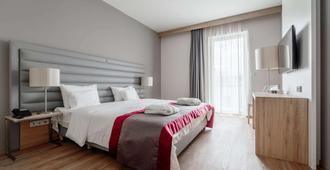 Verdi Grand Hotel - Budapest - Sovrum