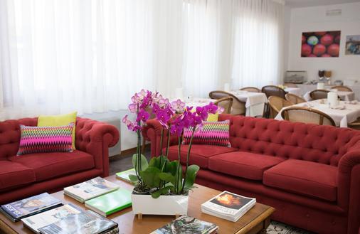 Hotel Pittini - Gemona del Friuli - Lounge