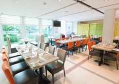 Microtel by Wyndham UP Technohub - Quezon City - Restaurant