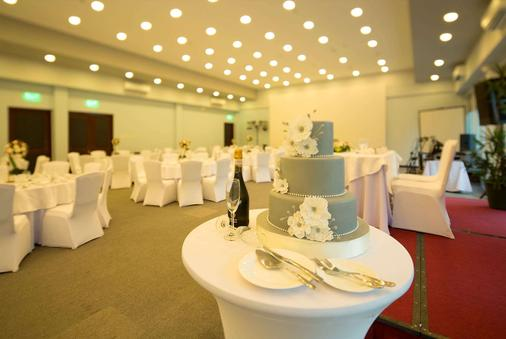 Microtel by Wyndham UP Technohub - Quezon City - Banquet hall