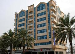 Fortune Hotel Apartments - Fujairah - Κτίριο