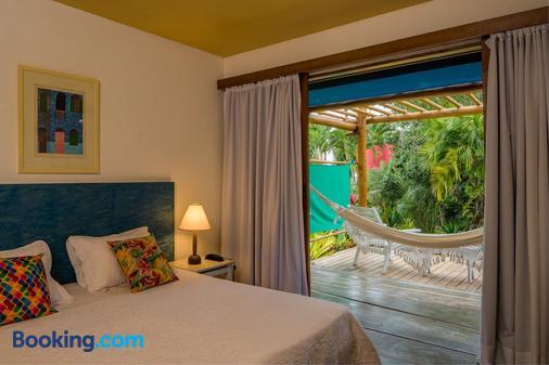 Hotel Pousada Pitinga - Porto Seguro - Bedroom