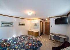 Bannockland Inn - Fort Simpson - Schlafzimmer