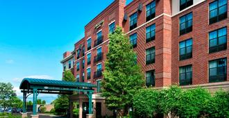 Courtyard by Marriott Saratoga Springs - Saratoga Springs - Building