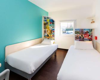 Hotelf1 Saint Malo - Saint-Malo - Bedroom