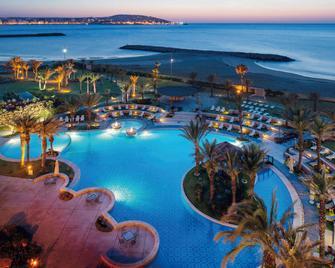 Movenpick Hotel & Casino Malabata Tanger - Tanger - Balkon
