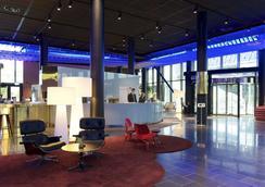 格洛布品質酒店 - 喬漢尼修夫 - 斯德哥爾摩 - 大廳
