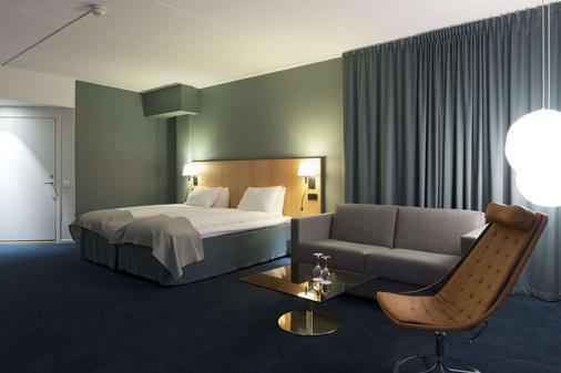 格洛布品質酒店 - 喬漢尼修夫 - 斯德哥爾摩 - 臥室