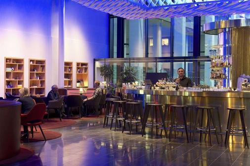 格洛布品質酒店 - 喬漢尼修夫 - 斯德哥爾摩 - 酒吧