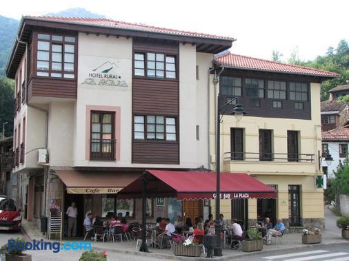 Hotel Rural la Plaza - Campo de Caso - Building