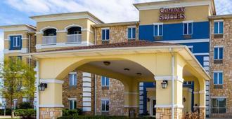 Comfort Suites Central - קורפוס כריסטי