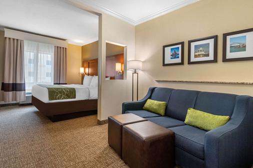 科珀斯克里斯蒂中心凱富套房酒店 - 柯柏斯克里斯提 - 科珀斯克里斯蒂 - 臥室