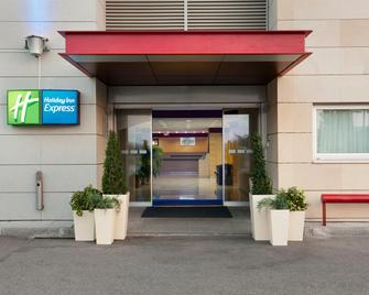 Holiday Inn Express Madrid - Alcorcon - Alcorcón - Gebäude