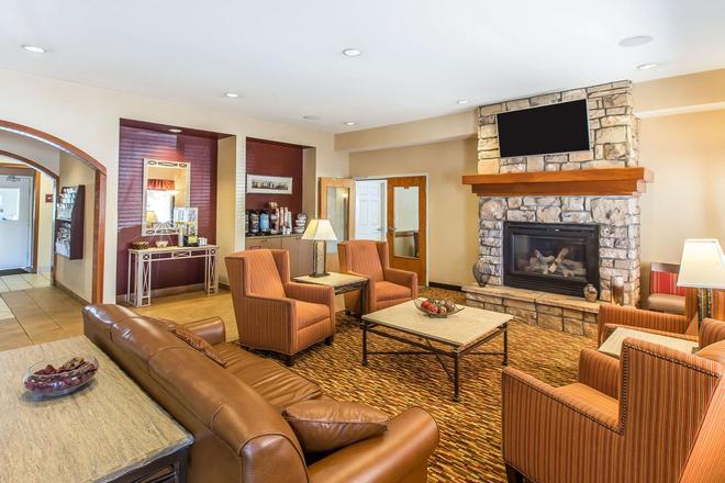 Quality Inn & Suites - Лавленд - Лобби