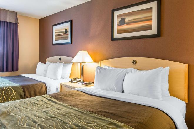 Quality Inn & Suites - Лавленд - Спальня