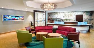 SpringHill Suites by Marriott Austin South - Austin - Salon