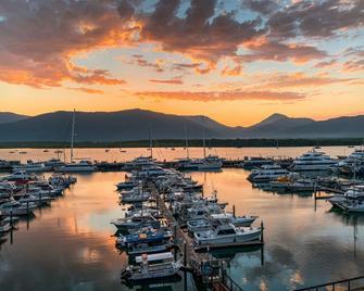 Shangri-La The Marina, Cairns - Cairns - Venkovní prostory