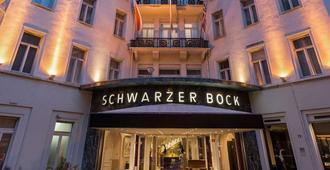 Radisson Blu Schwarzer Bock Hotel Wiesbaden - Wiesbaden - Toà nhà