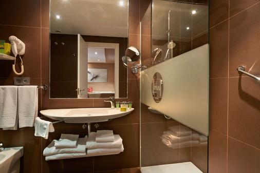 Silken Monumental Naranco - Oviedo - Kylpyhuone