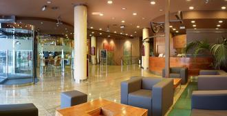 Hotel Silken Monumental Naranco - אוביידו - לובי