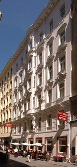 Graben Hotel - Wien - Rakennus