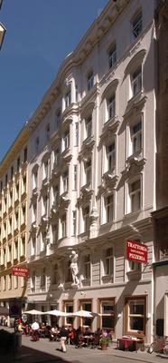 Graben Hotel - Viena - Edifício