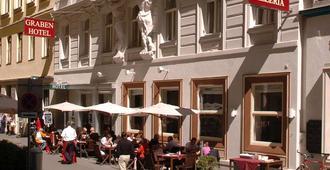 Graben Hotel - Βιέννη - Κτίριο