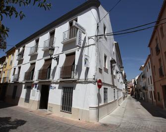Pensión Guerrero - Cabra - Edificio