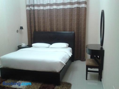 Al Smou Hotel Apartments - Ajman - Bedroom