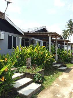 Pondok Muara Chalet - Langkawi Island - Cảnh ngoài trời