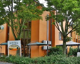 Hotel Toskana - Βιζμπάντεν - Κτίριο