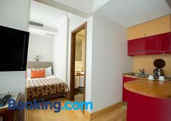 No11 Hotel & Apartments - Istanbul - Phòng ngủ