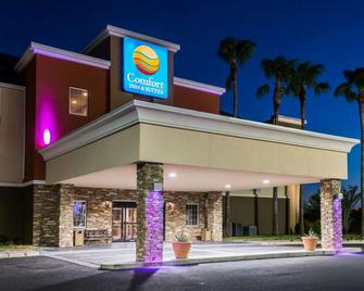 Comfort Inn & Suites - Pharr - Building