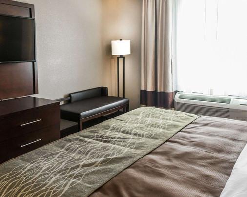 Comfort Inn & Suites - Pharr - Bedroom