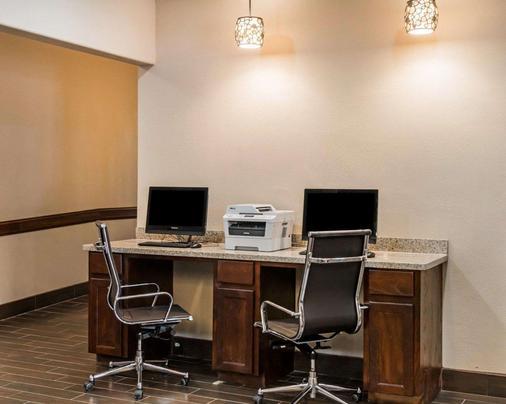 Comfort Inn & Suites - Pharr - Business center