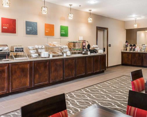 Comfort Inn & Suites - Pharr - Buffet