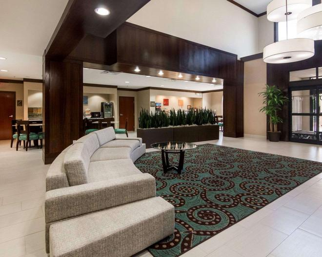 Comfort Suites Houston West at Clay Road - Houston - Lobby