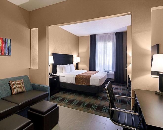 凱富套房飯店 - 休斯頓西克萊路 - 休士頓 - 臥室