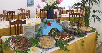 Hotel Tourist - צ'פאלו - מסעדה