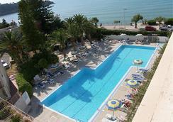 Hotel Tourist - Cefalù - Πισίνα